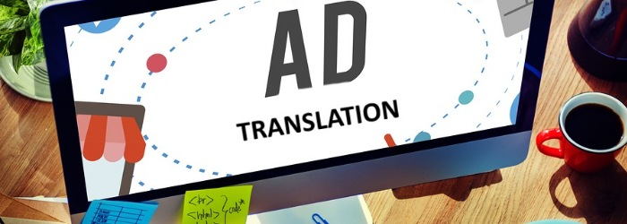Ad translation